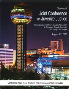 2013 Program Cover Photo